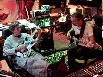 Billy Sheehan & Steve Vai making sonic freedom?!